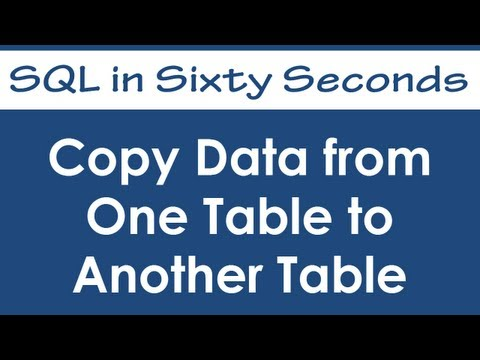 SQL SERVER - CTAS - Create Table As SELECT - What is CTAS