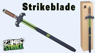 Nerf StrikeBlade Zombiestrike [deutsch/german]
