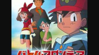 Pokémon Anime Song - Battle Frontier