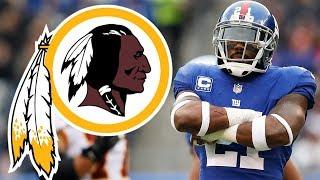 Redskins Sign Landon Collins to HUGE Deal!