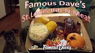 Famous Dave's St.Louis Rib-N-Meat Review