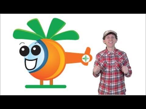 Counting Transportation Song For Kids Preschool Learn English Kindergarten