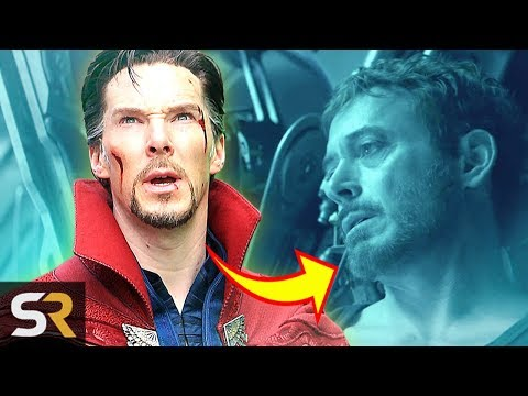 Endgame Theory: This Is What Doctor Strange Really Saw In The Future