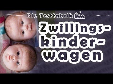 👶👶 Zwillingskinderwagen Test – 🏆 Top 3 Zwillingsbuggy im Test