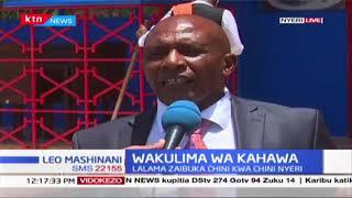 Wakulima wa Kahawa huko Nyeri walalamikia matatizo yanayowakumba