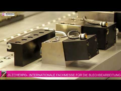 ROEMHELD Gruppe Blechexpo 2017