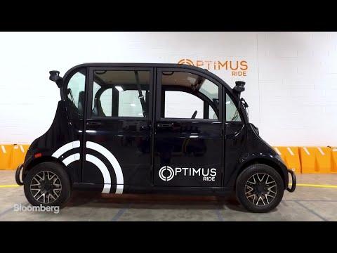 Optimus Ride startet noch dieses Jahr durch