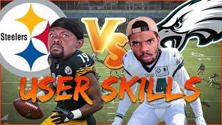 Darius Slay vs JuJu Smith-Schuster! Who's Better?! (Madden 21 User Skills)