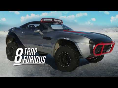 Fast and Furious 8 Mix 2017 🔥    Bass Boosted Mix (музыка из Форсажа 8)