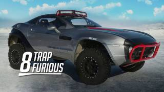 Fast and Furious 8 Mix 2017 ???? Bass Boosted Mix (музыка из Форсажа 8)