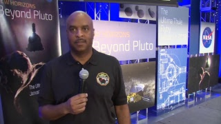 New Horizons Mission Update NYE Livestream event (afternoon sessions)