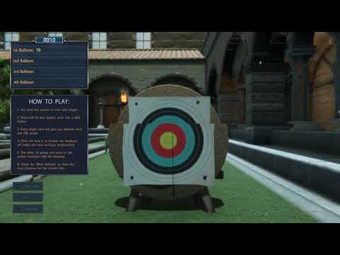 Nebula Realms Stone Lake Castle / Imagine Yourself On PlayStation VR