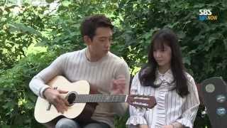 SBS[내겐너무사랑스러운그녀]-포스터촬영현장