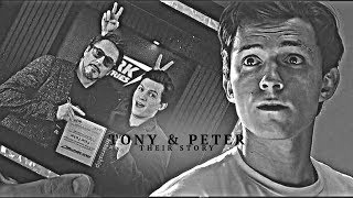 Peter Parker and Tony Stark | Their Story