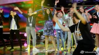Детское Евровидение 2016: Репетиция общей песни