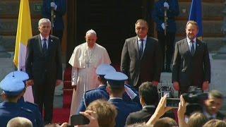 Iz Sarajeva se papa Franjo obratio cijelom svijetu