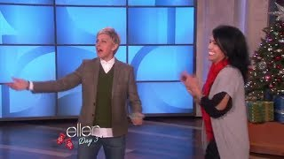 Mintologue on Ellen show