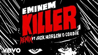 Kadr z teledysku Killer (Remix) tekst piosenki Eminem, Jack Harlow & Cordae