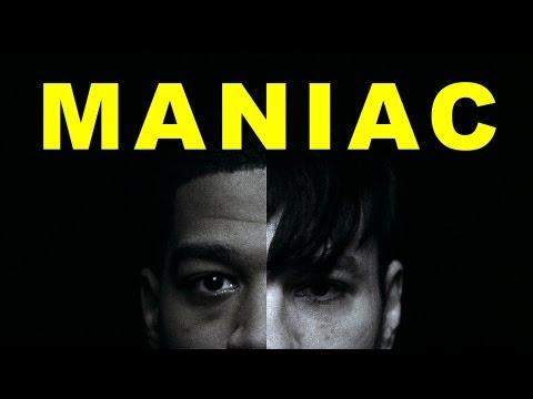 KiD CuDi Ft. Cage – Maniac