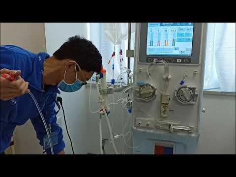 Sws 4000a New Dialysis Machine