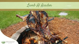 Roast a Whole Lamb Asado Style in Your Backyard