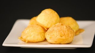 A Foolproof Formula for Perfect Cheese Puffs- Kitchen Conundrums with Thomas Joseph
