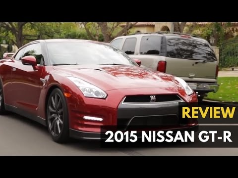 2015 Nissan GT-R Review: Rebooting A Monster - Gadget Review