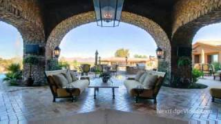 12 MILLION DOLLAR LUXURY HOMES FOR SALE ARIZONA MANSION - VIDEO TOUR