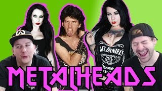 How Many Types Of Metalheads Exist?! | Kholo.pk