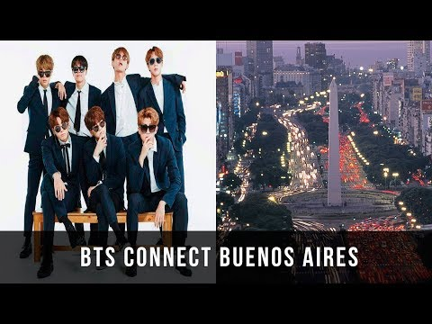 BTS video BTS CONNECT BUENOS AIRES 2020 - MAP OF THE SOUL 7