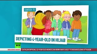 £2m TFL campaign depicts 4-yr-old in hijab