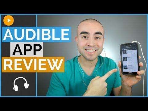 The Best AudioBook App? – Amazon Audible Review