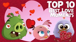 Angry Birds   Top 10 Best Love Moments Compilation