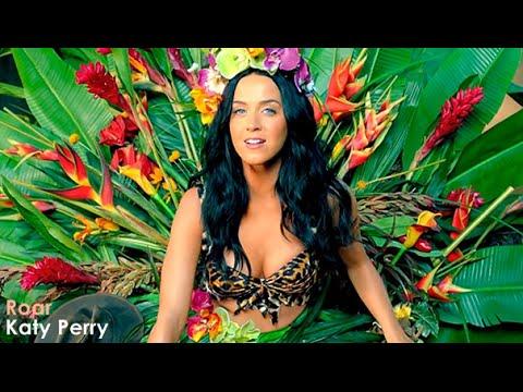 Katy Perry - Roar (Official Video) [Lyrics + Sub Español]