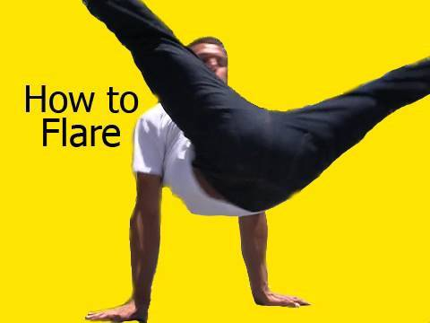 Breakdance Flare Source(s):
