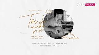 Tôi Chỉ Muốn Nói - Phan Mạnh Quỳnh / Lyric Video