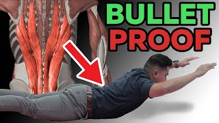 5 Best Back & Core Exercises For Lower Back Pain | Sciatica Disc Bulges Lumbar Lordosis
