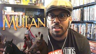 Disney's Mulan   Official Teaser Reaction!