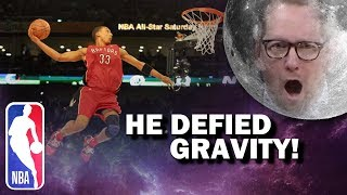 "Meet the NBA Player who literally JUMPED to the ""MOON"""