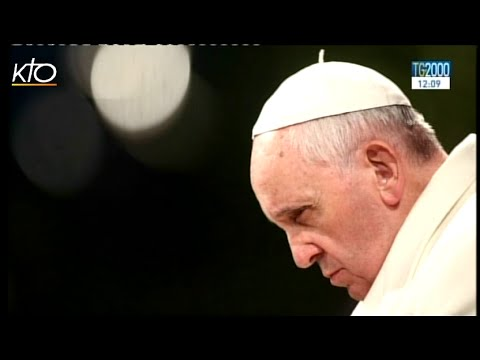 Réaction du Pape aux attentats de Paris