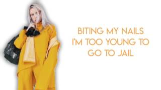 Billie Eilish   Bellyache (Lyrics)