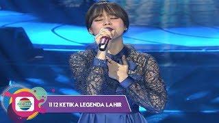 Begitu Mernyayat Lesty bawakan Lagu Yatim Piatu dan Kpmoak Diamin Oleh Penonton