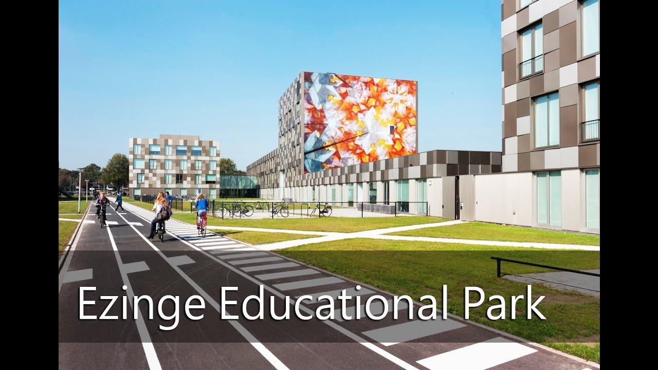 architectonics-ezinge-educational-park