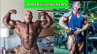Lee Priest Revine? | Big Ramy | Bodybuilding News #2