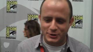 Eric Kripke au Comic Con 2010