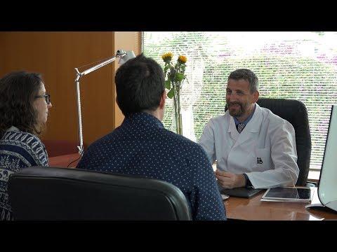 Tratamiento de ovodonación: primera visita