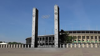 Berlin Now & Then   Episode 4: Olympics | Olympic Stadium