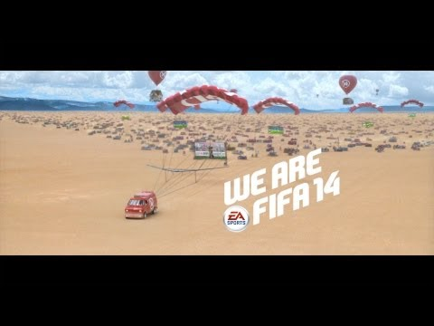 FIFA 14 Commercial (2013) (Television Commercial)