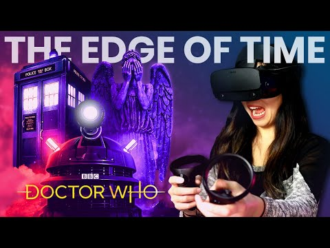 Doctor Who In VR Is Much Scarier Than I Thought