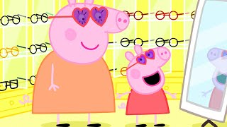 Peppa Pig Official Channel | Peppa Pig's Eye Test